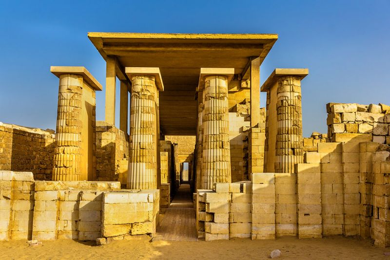 The Ancient City of Memphis, Egypt