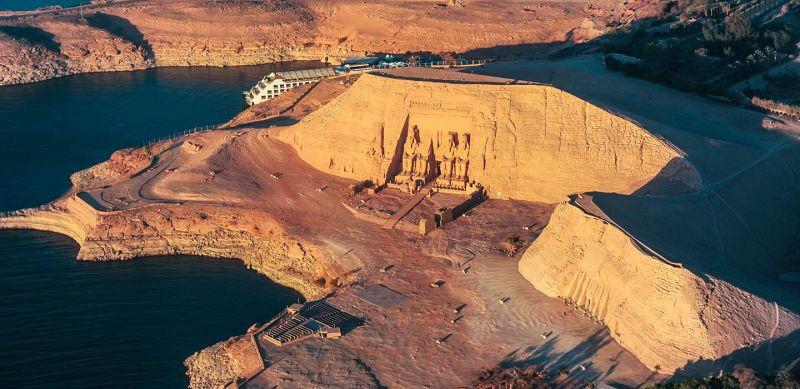Templo de Abu Simbel
