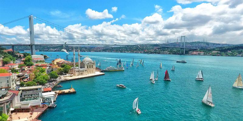 Bósforo - Istambul