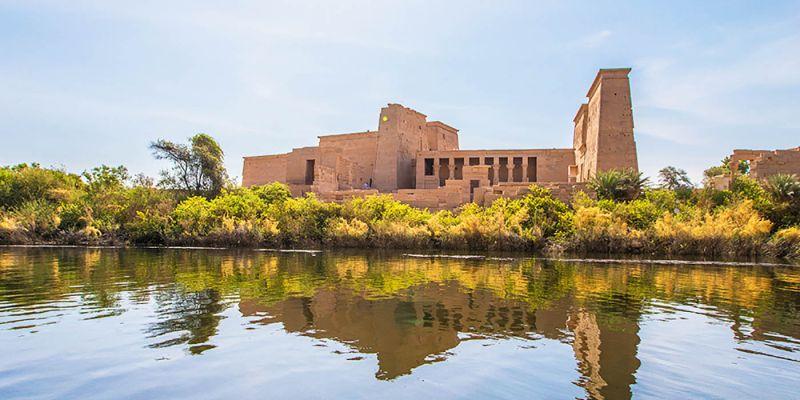 Aswan City Egypt
