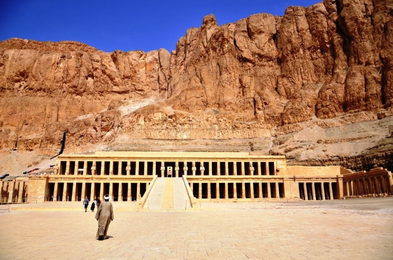 Queen Hatshepsut Temple, Luxor