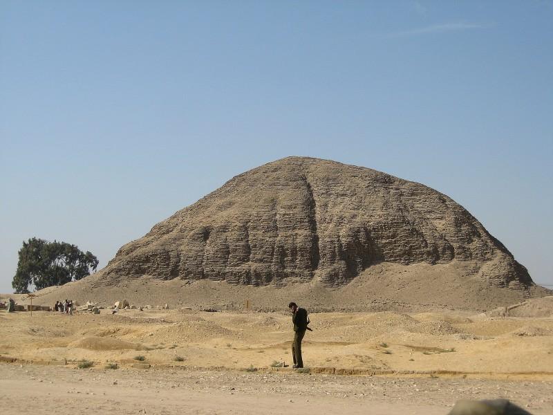 Hawara Pyramid, Fayoum