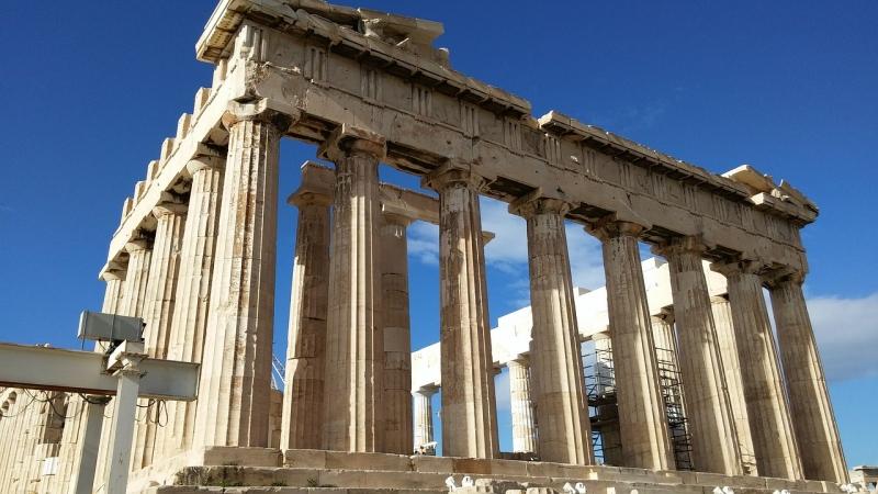Parthenón - Grécia