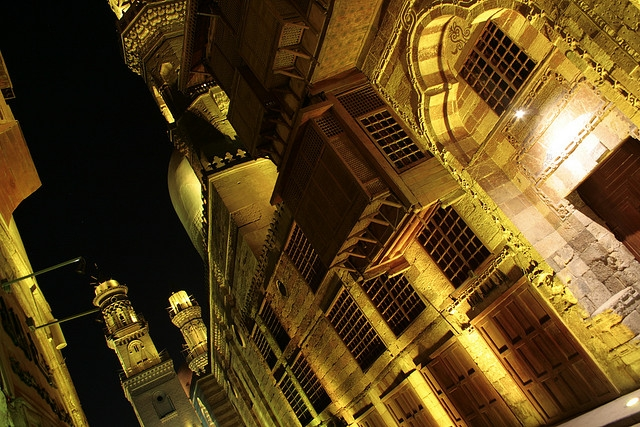 Al-Muizz Street in Cairo