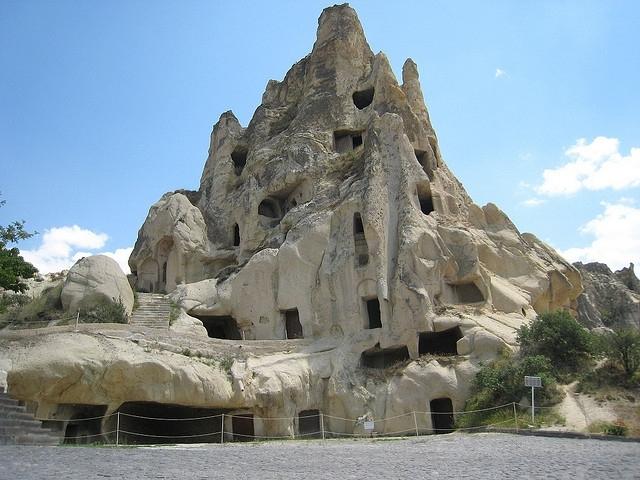Museo al aire libre, Capadocia