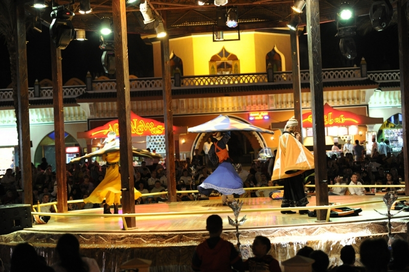 Hurghada Alf Leila Wa Leila show