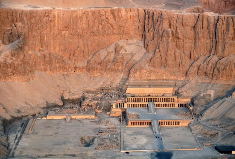 Tempio di Hatshepsut, Egitto