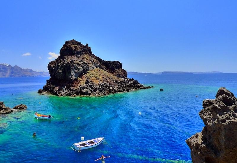 Pacote Atenas Mykonos e Santorini