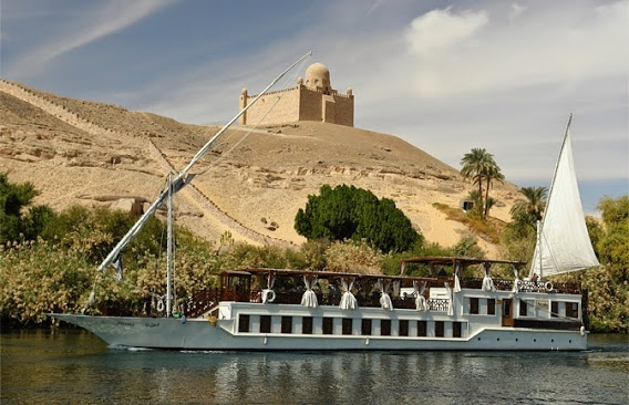 Dahabya Nile Cruise - Egypt