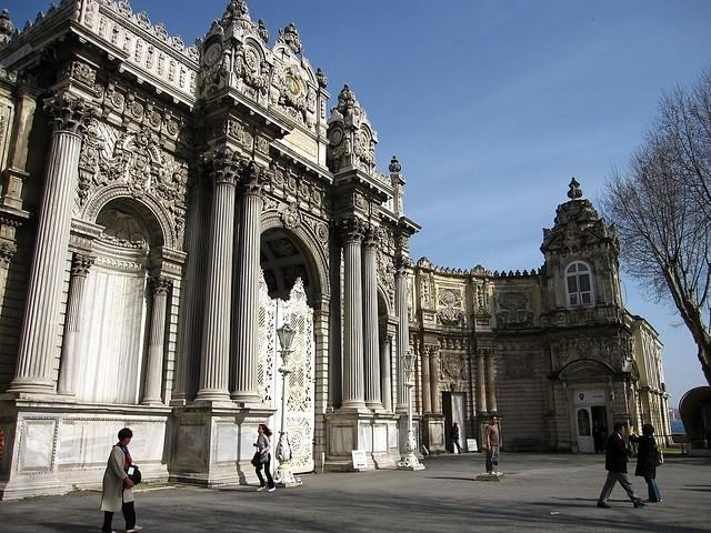 Palacio de Beylerbeyi, Estanbul