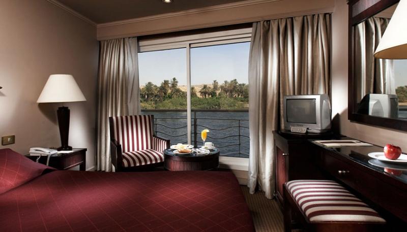Aswan to Luxor Nile Cruise From Hurghada