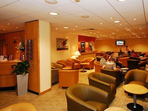 VIP Private Lounge at Cairo Airport