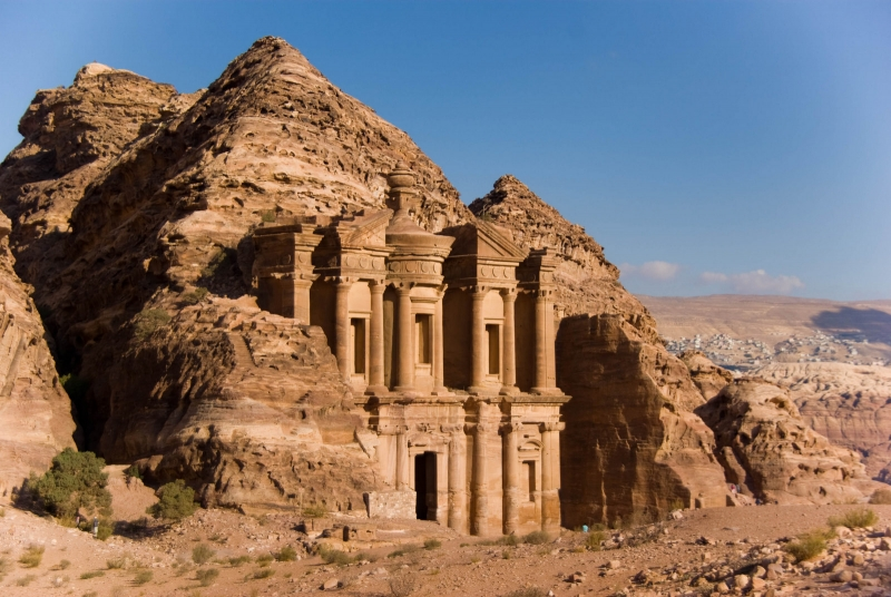 The Monastry, Petra