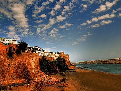 La Kasbah Oudayyas, Rabat.