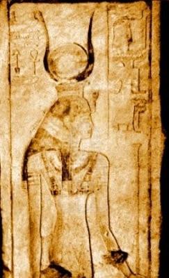 La Dea Hathor | Mitilogia egizia