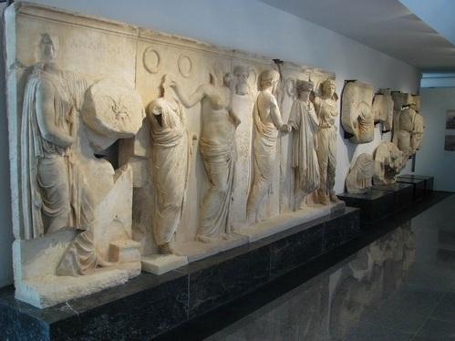 Aphrodisias Museum of Turkey
