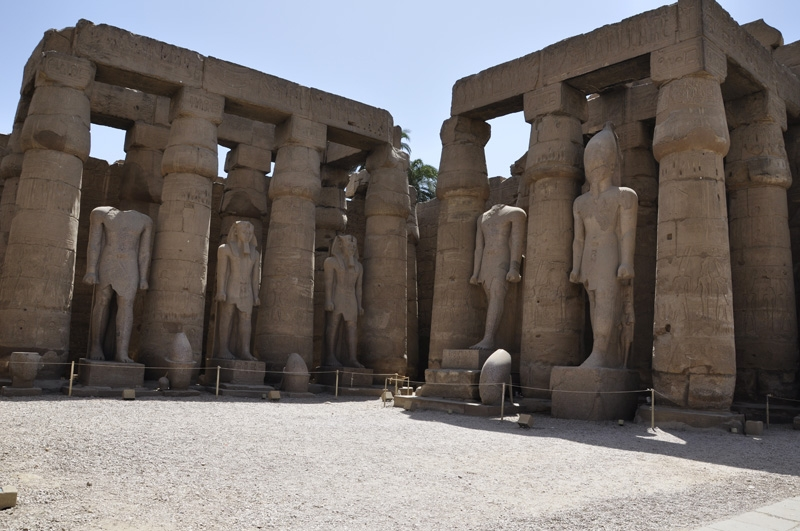 egypt travel guide nile valley wiki luxor east bank