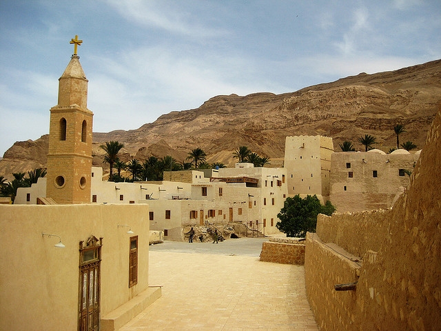 St. Antony Monastery, The Eastern Desert