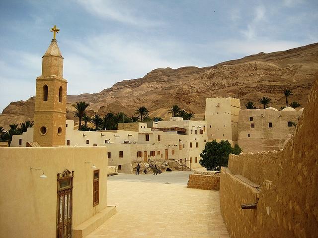St. Antony Monastery, The Eastern Desert