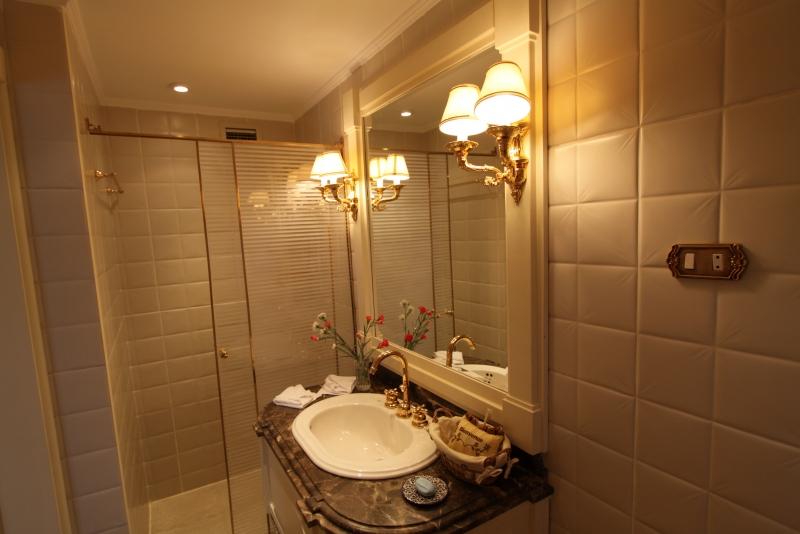 La salle de bains - Dahabeya Rois