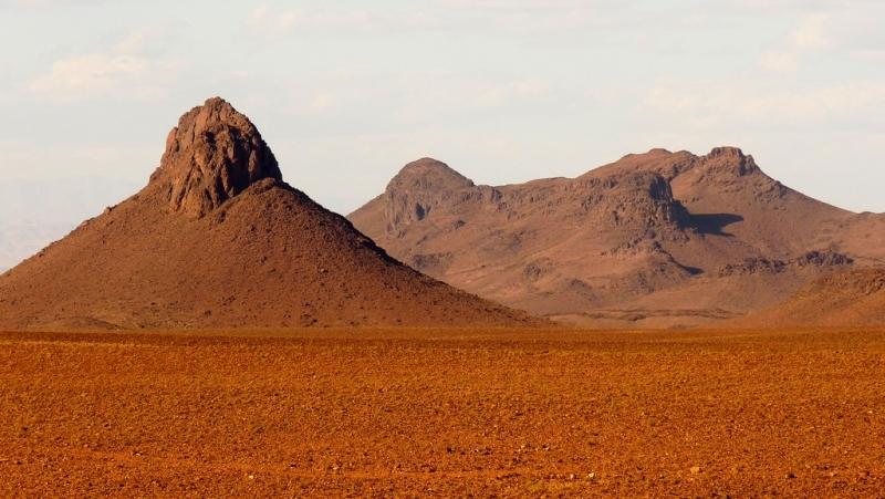 Deserto de Ouarzazate
