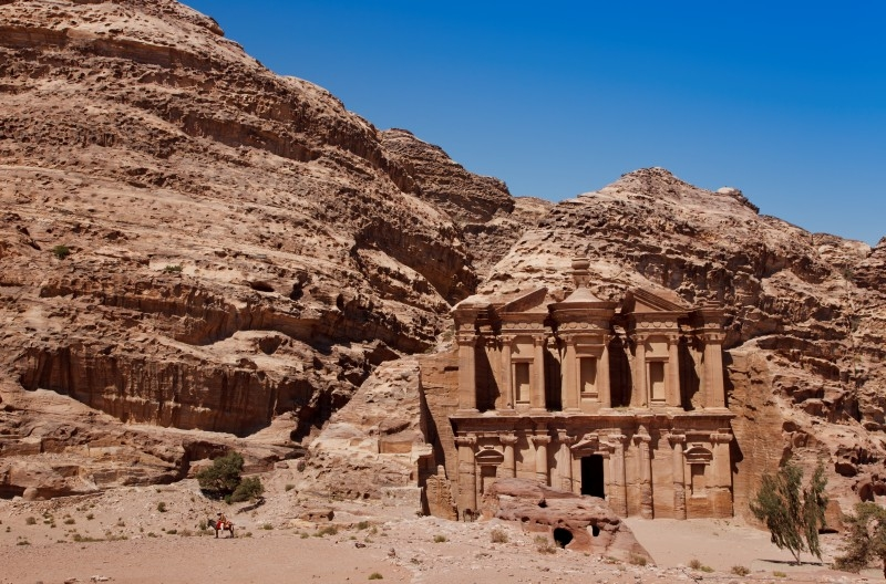 Petra Day Tours from Amman