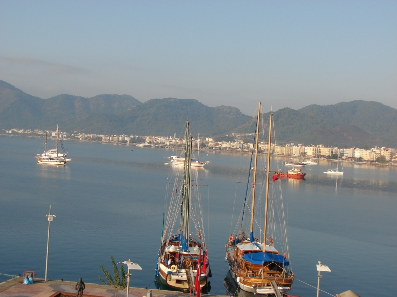 Marmaris Harbour