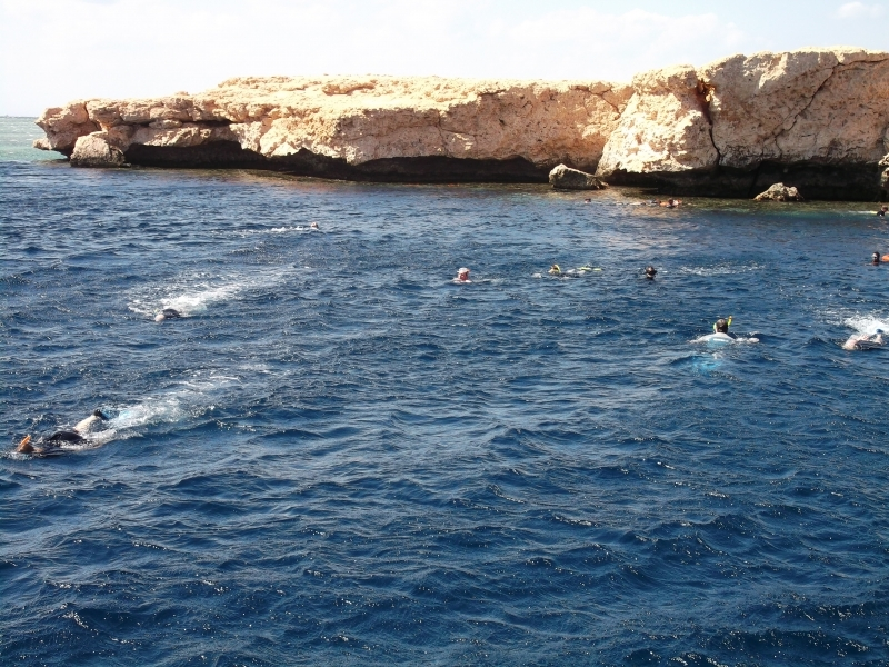 Ras Mohammed National Park Diving Trip