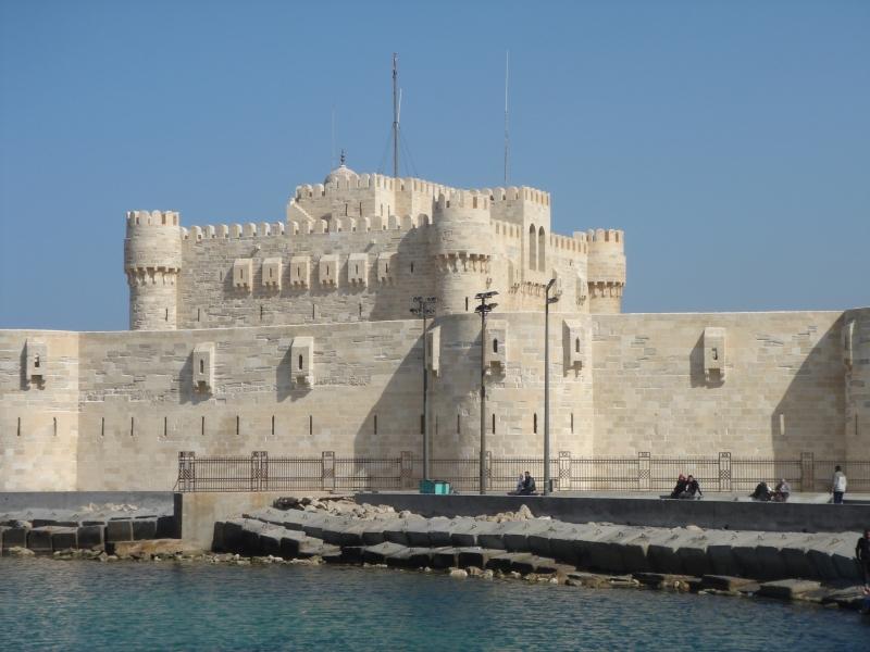 Castillo de Qaitbay, Alejandría