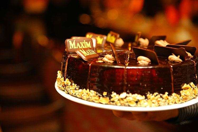 Nile Maxim Restaurant, Cairo