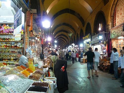 Excursão pelo Bósforo e Mercado das Especiarias