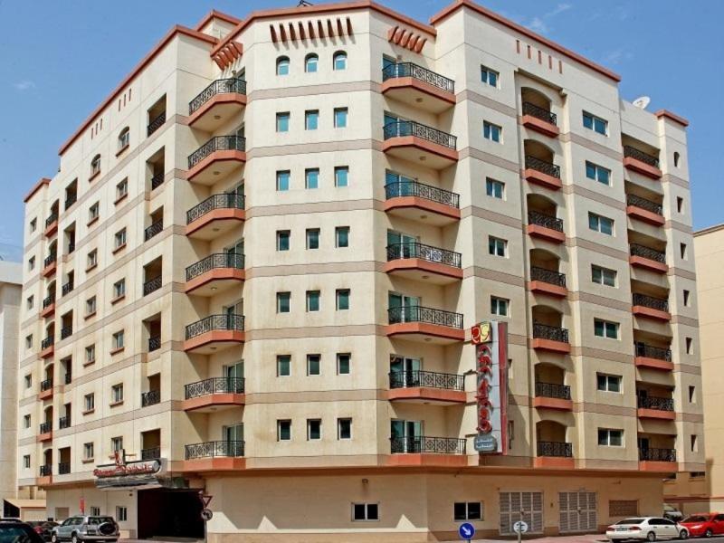 Rose Garden Hotel Apartments