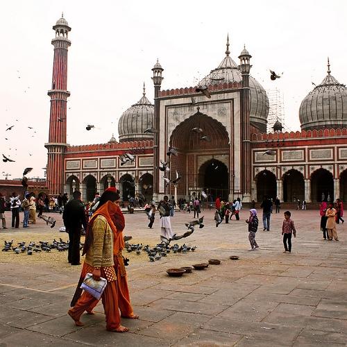 Nueva Delhi, Jama Masjid