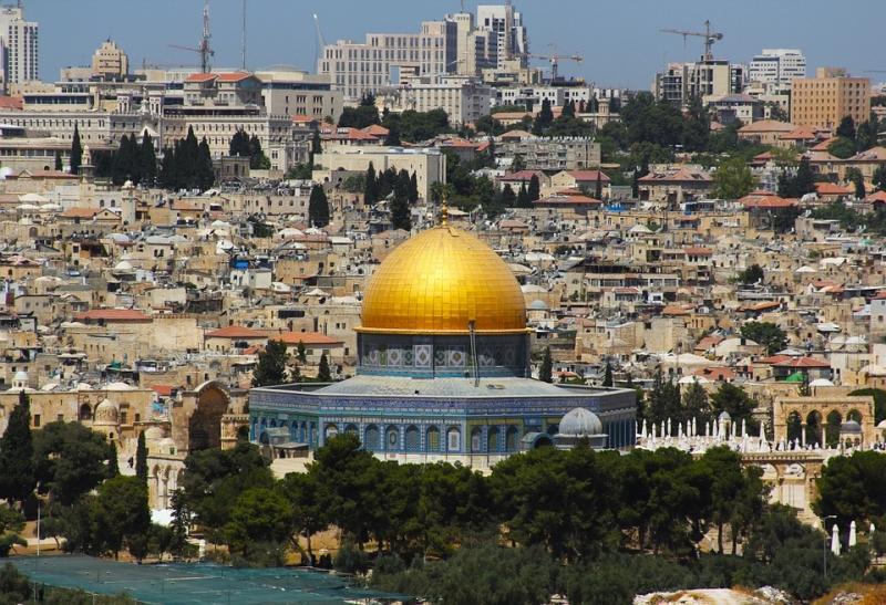 Pacote Egito, Jordânia e Jerusalém