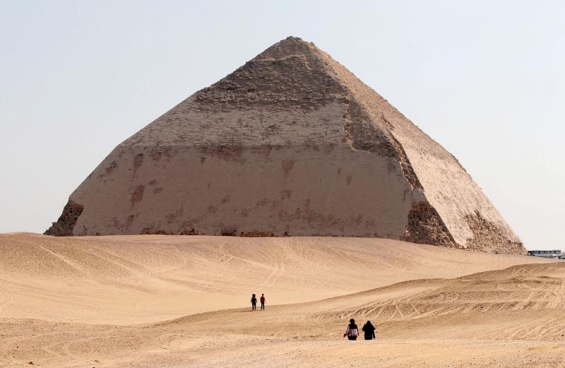 Necropoli di Dahshur