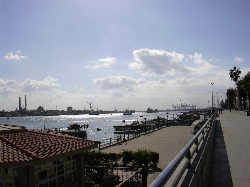 Port Said Fantastic View
