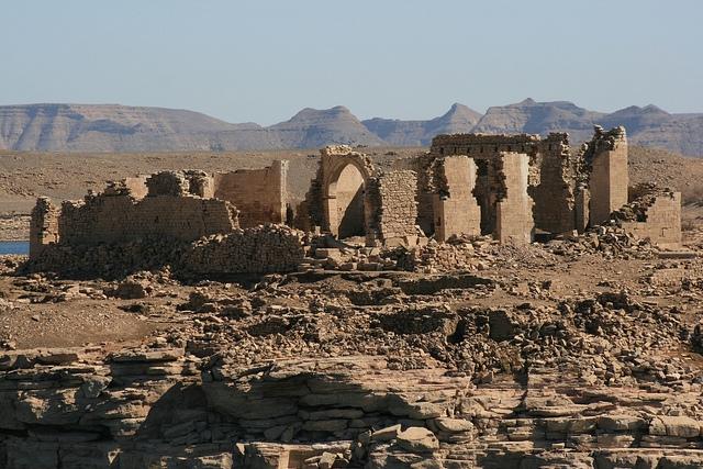Qasr Ibrim Ruins