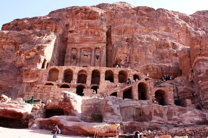 Urn Tombe a Petra