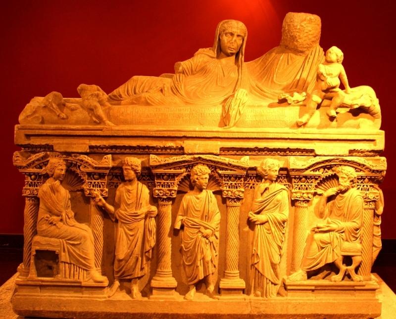El museo arqueologico