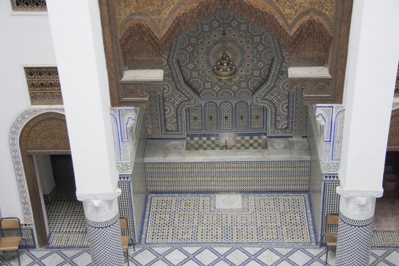 Bou Anania Madrasa, Fez
