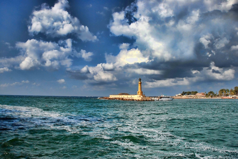 Lighthouse of Alexandria | Egypt