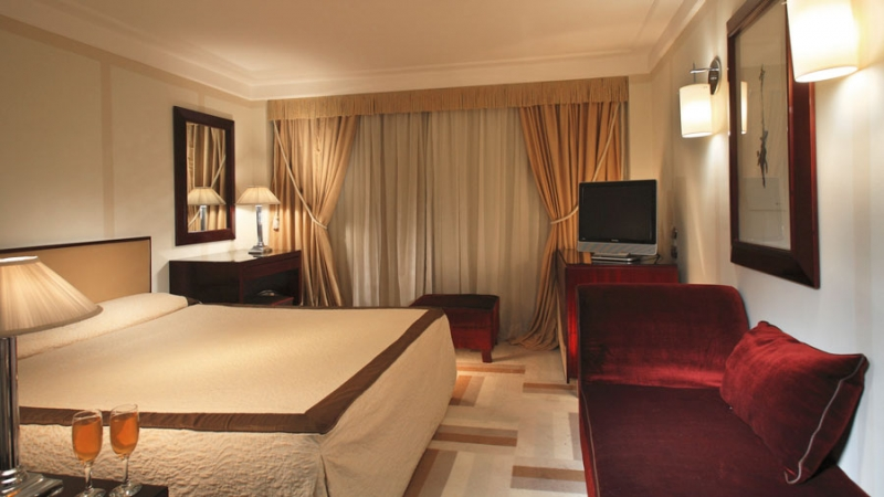 Deluxe Movenpick Hamees Nile Cruise Cabin