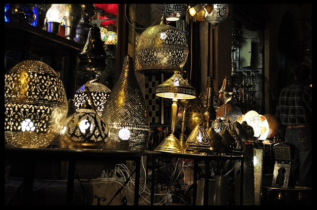 Metal Crafts in Islamic Cairo