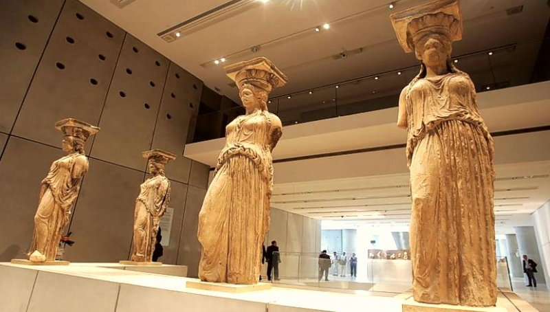 Museo Nuevo de Acrópolis, Atenas