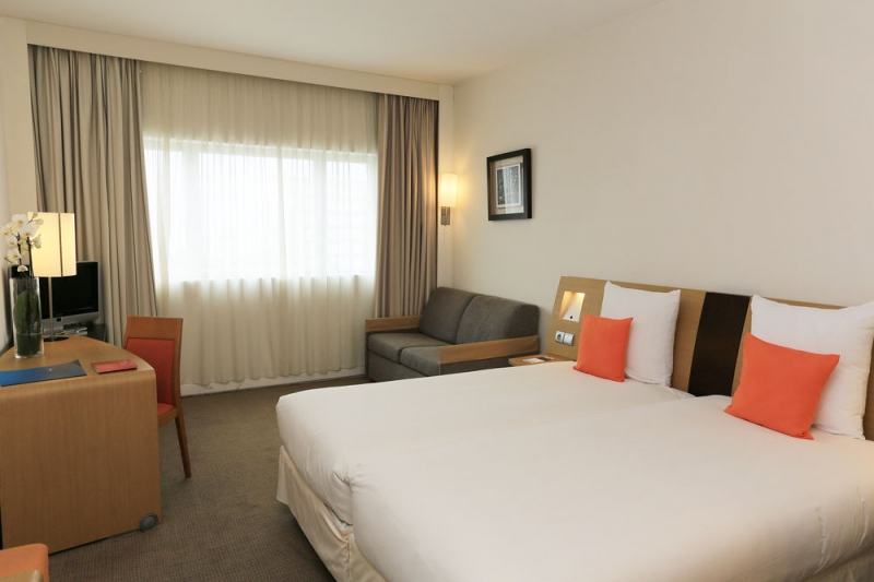 Hotel Novotel Casablanca City Center