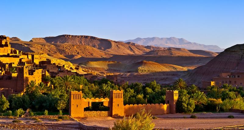 Marokko Hochzeitsreise