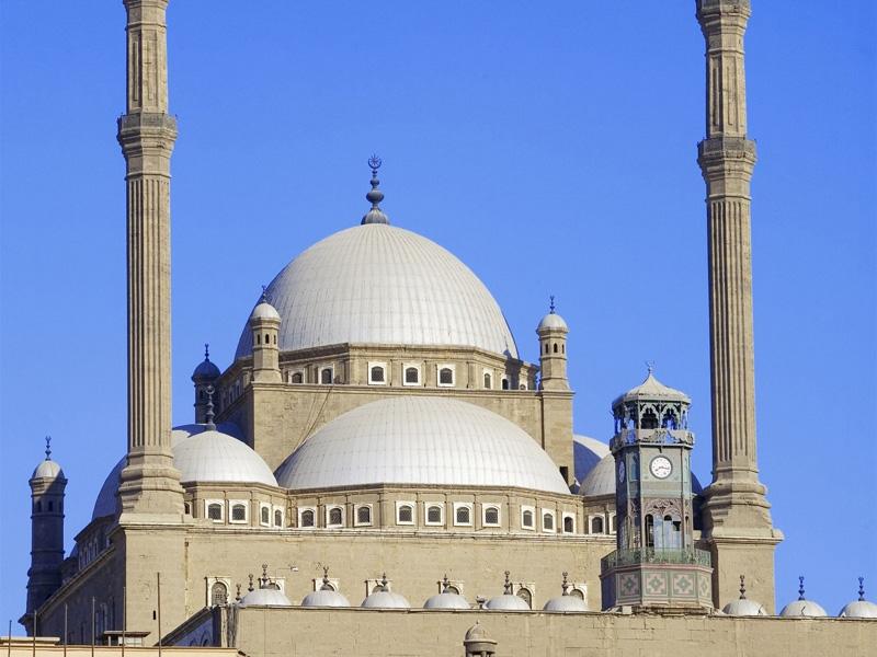 Mezquita de Mohamed Ali, El Cairo