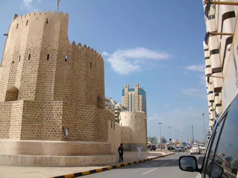 Forte di Al Hisn, Emirato di Sharjah