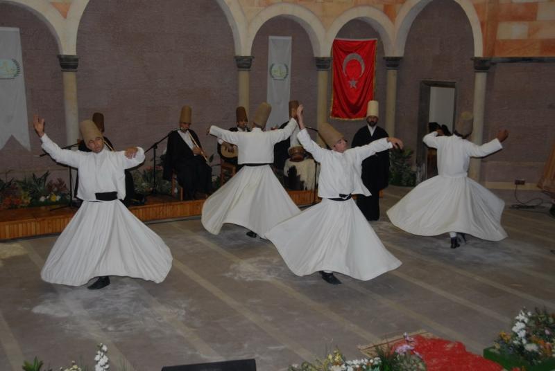 Konya - Mevlana Complex