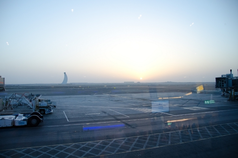 Aeroporto de Abu Dhabi